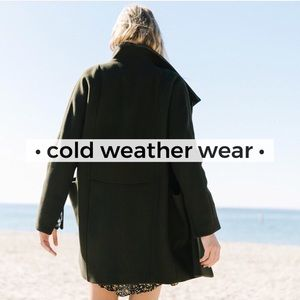 Jackets & Blazers - • coats; jackets; vests; cold weather wear •